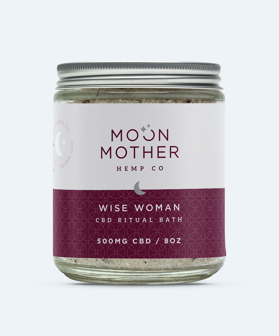 Wise Woman Ritual Bath - Moon Mother Hemp