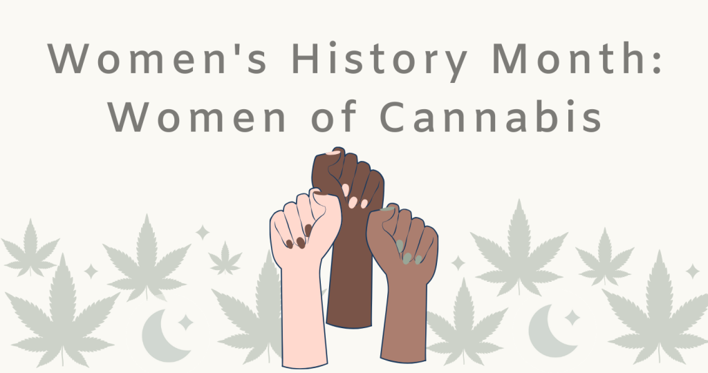 Women's History Month Moon Mother Hemp